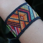 Native American Theme Bracelet