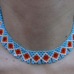 Turquoise-Colored Necklace